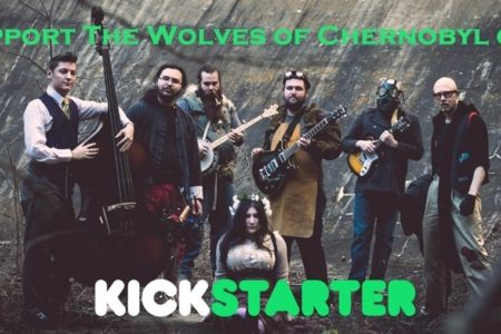 Spicecast: The Wolves Of Chernobyl Kickstarter...