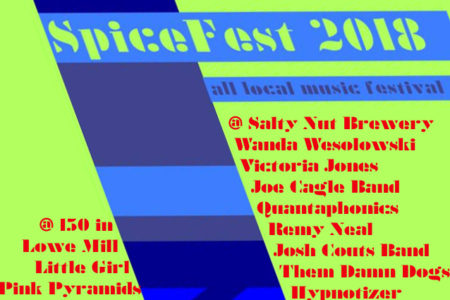 Spicefest 2018 Official Line-up